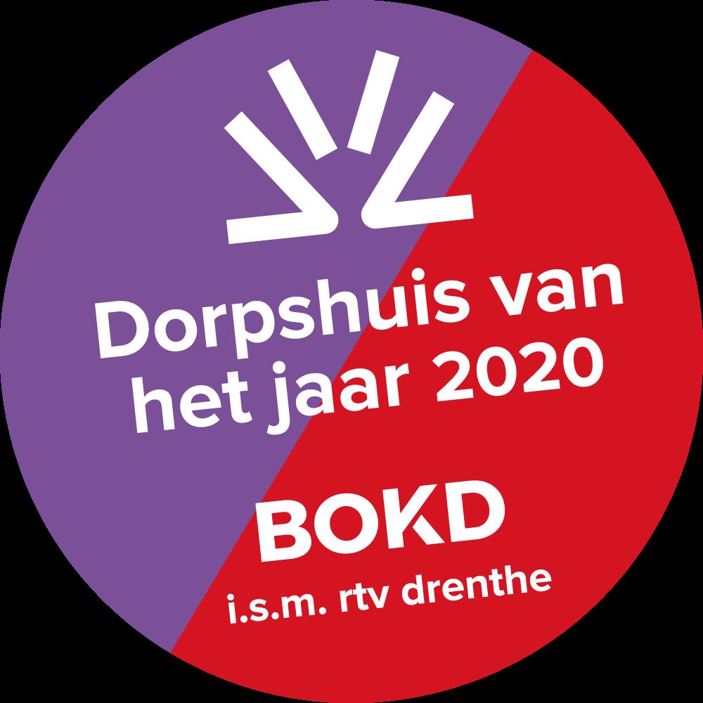 Dorpshuis van het jaar 2020
