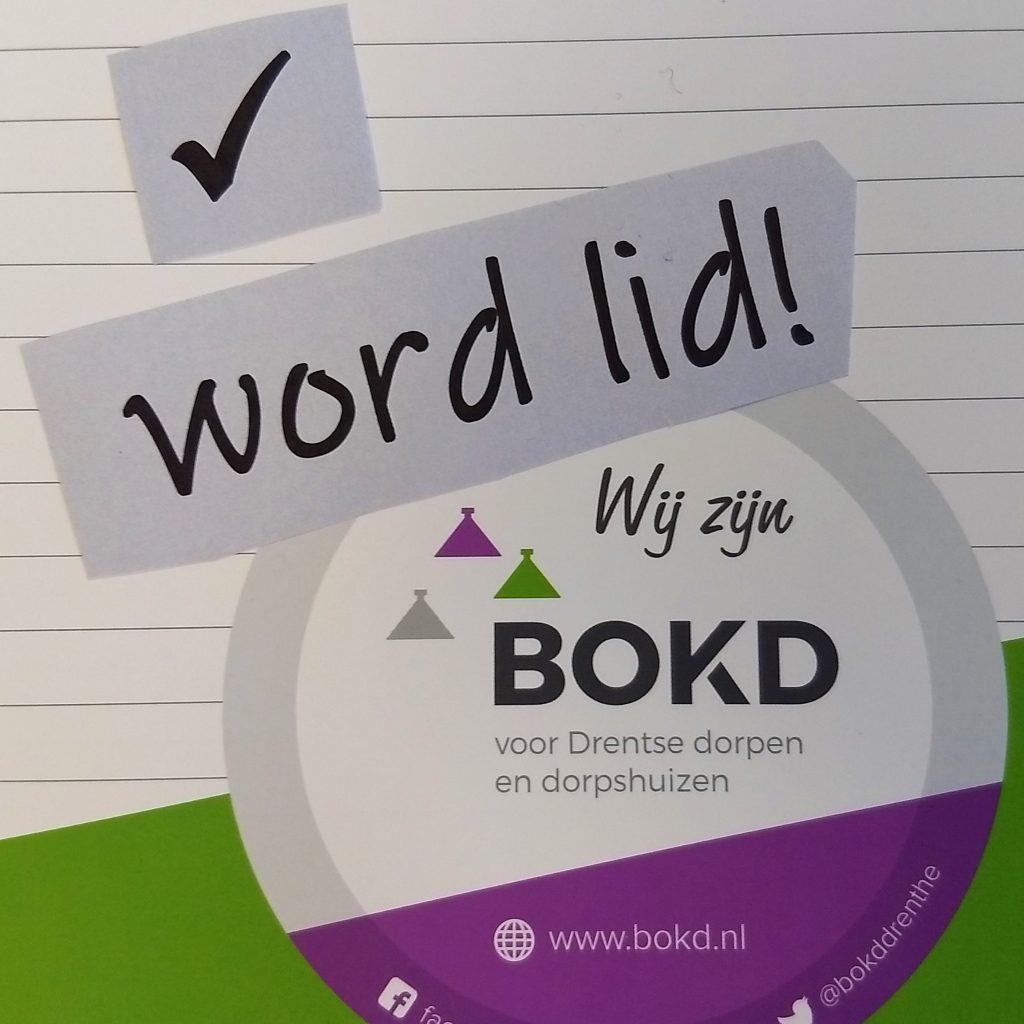 Word lid van de BOKD