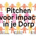 Trainingstraject ondernemende bewoners: pitchen voor impact 2020